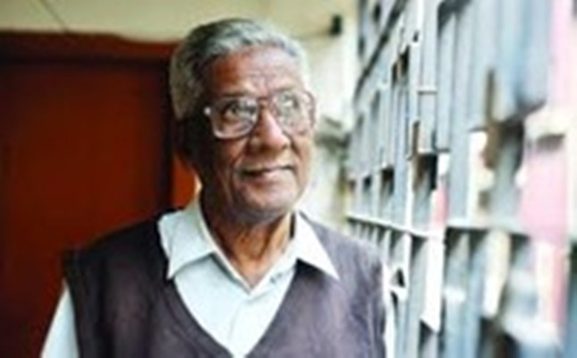 Renowned author Shawkat Ali on life support