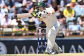 Australia 479-4 at stumps on day 3; lead England by 133 runs