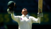 Australia 365-3 in reply to England's 346 at tea in final Ashes Test