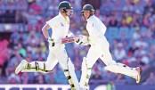 Khawaja and Smith put Australia in control
