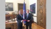 Envoy Ziauddin  made permanent  representative  to OAS