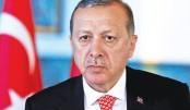 Erdogan accuses US, Israel of  'meddling' in  Iran, Pakistan