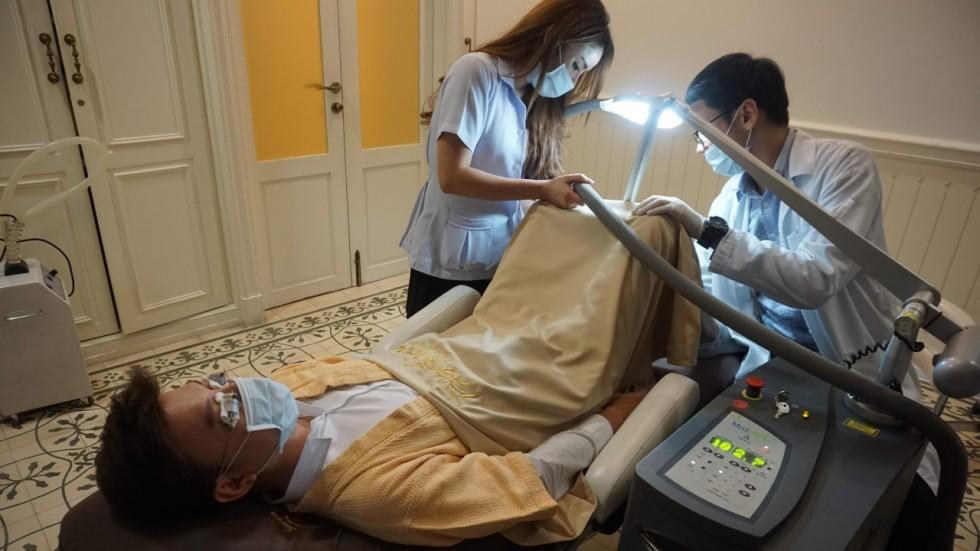 Thai penis whitening fad drives social media nuts