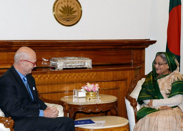 France seeks Bangladesh's support to host World Expo-2025 in France