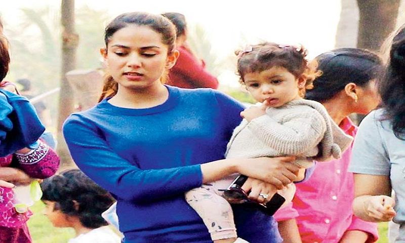 Mira Rajput wants to keep The Paparazzis away from Misha