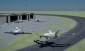 Circular runways: Engineer wants to use design for drones