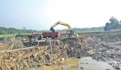 Brick production squeezes fertile land
