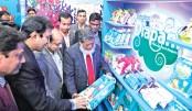 Bashundhara Paper Mills opens outlet  at DITF