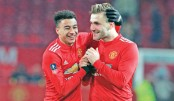 Lingard's strike propels Utd to FA Cup win
