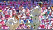 Khawaja, Marsh brothers  put Aussies on top