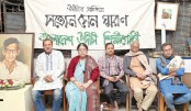 Udichi recalls Satyen Sen on his 37th death anniversary