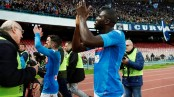Napoli goes into break top of Serie A after beating Verona
