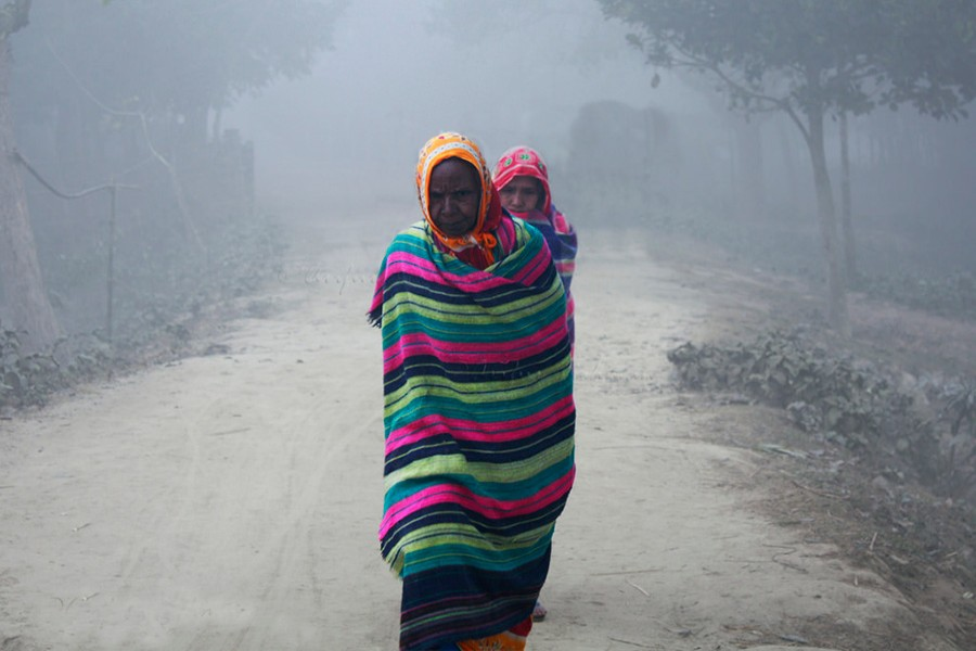 Coldest weather in 50 years hits Panchagarh
