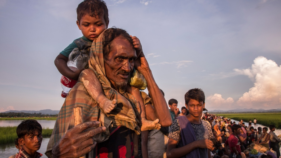 2018 brings no end to violence against Rohingyas: UN