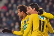 Neymar, Mbappe and Di Maria all bag two as PSG run riot in French Cup (Video)