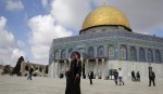 Arabs to seek int'l recognition of  E Jerusalem as Palestinian capital