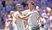 England close to defeat after Marsh brothers' tons