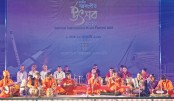 Nat'l Instrumental Music Fest underway at Shilpakala