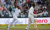 South Africa beat India by 72 runs in first Test