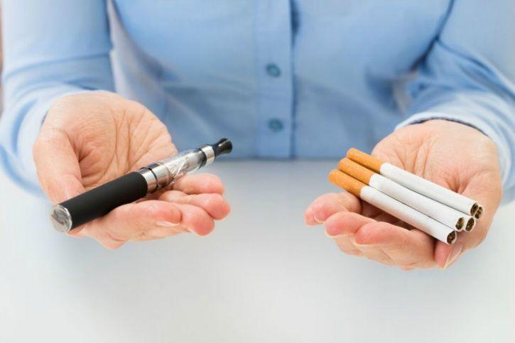 Study shows e-cigarettes are less harmful than conventional cigarettes
