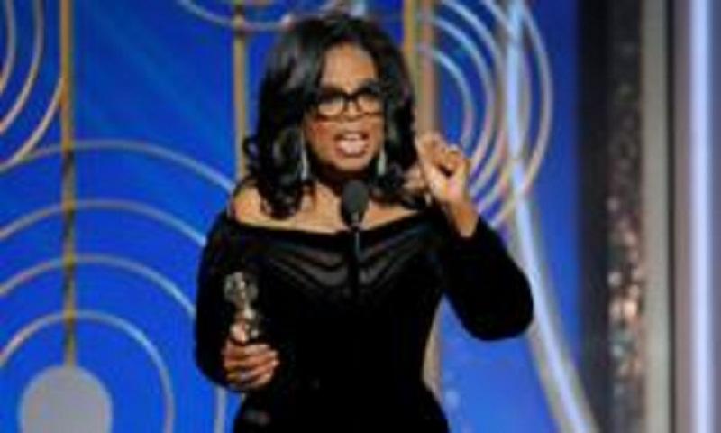 Oprah speech has Democrats buzzing about possible 2020 run