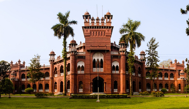 Dhaka University listed among 350 best universities of Asia
