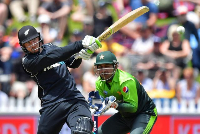New Zealand beats Pakistan by eight wickets in 2nd ODI