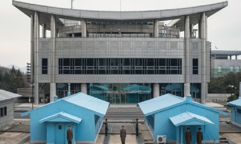 North and South Korea begin high-level talks on Olympic Games