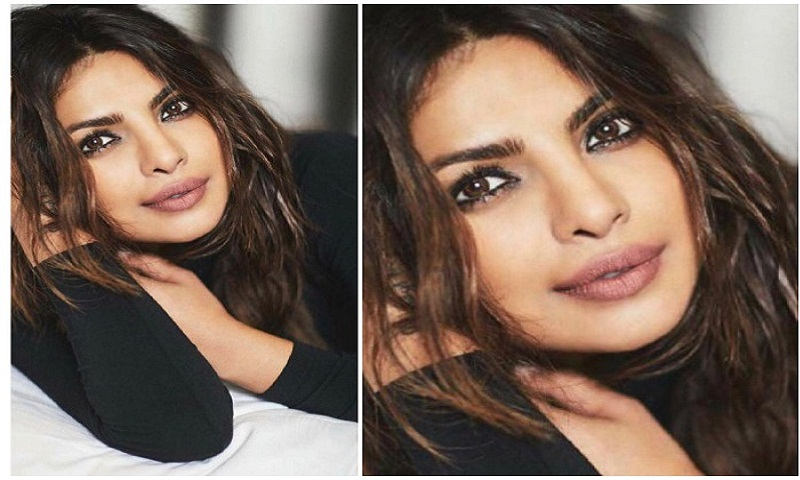 Priyanka Chopra supports Time's Up campaign