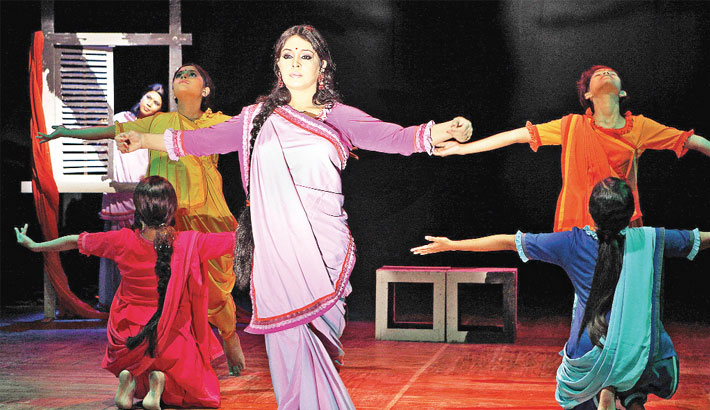 Shesher Kobita to be staged at BSA today