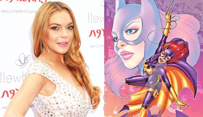 Lohan eyes Batgirl role