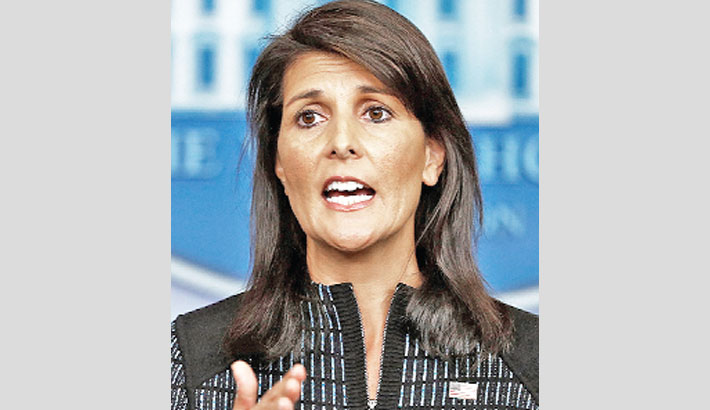 No one inside White House questions Trump's mental stability: Haley