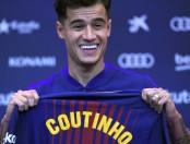 Coutinho completes dream Barcelona move