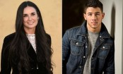 Is Demi Moore, 55, hooking up with 25-year-old Nick Jonas?