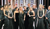 Big Little Lies, Three Billboards win Golden Globes Award