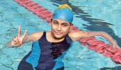 Swimming event of Bangladesh Youth Games 2018