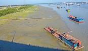 Karnaphuli dredging soon