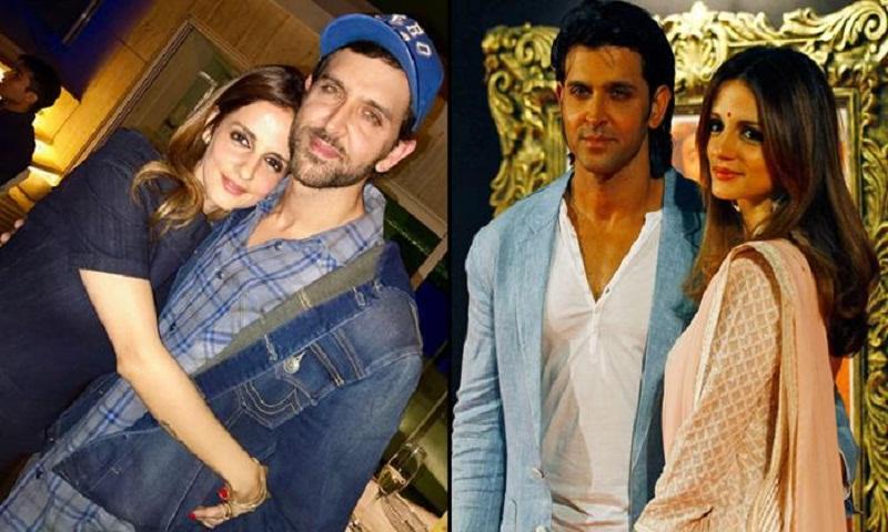 Sussanne Khan's adorable birthday wish to ex-husband Hrithik Roshan