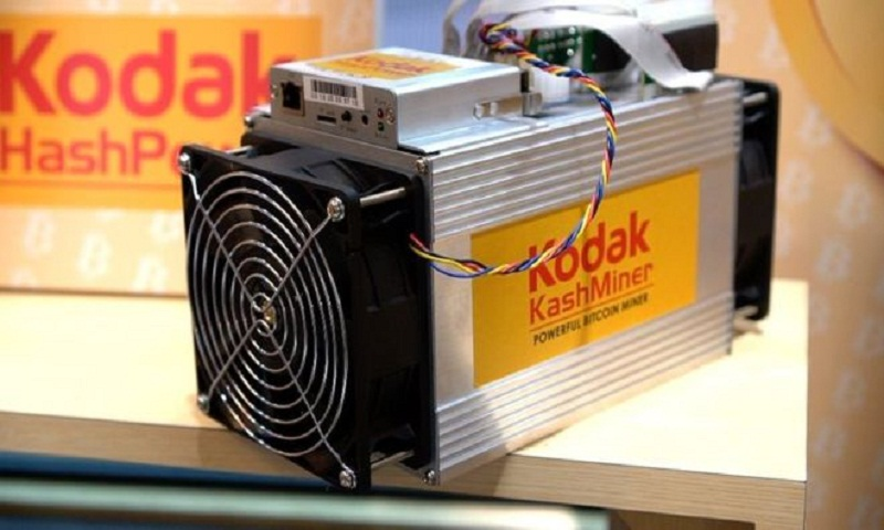 CES 2018: Kodak soars on KodakCoin and Bitcoin mining plans