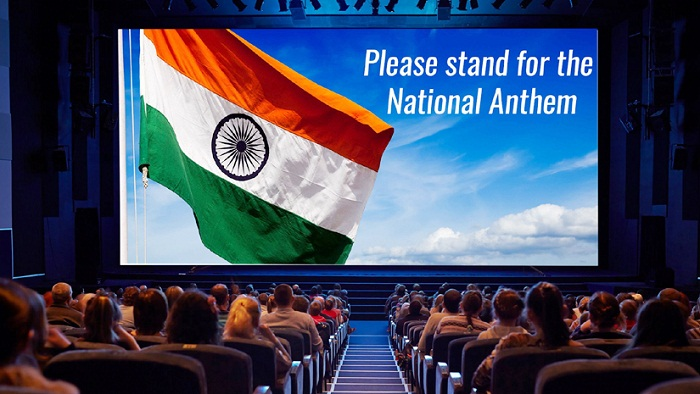 India national anthem no longer compulsory in cinemas