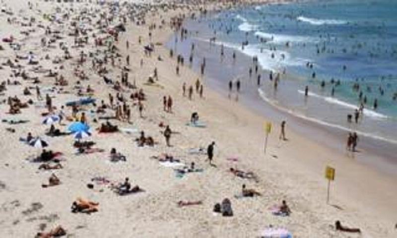 Australia had third-warmest year on record