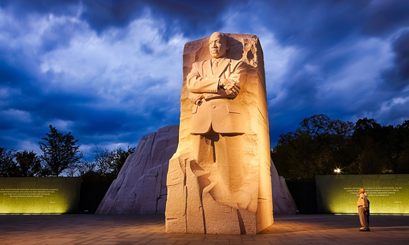 Martin Luther King Jr.'s birthplace becomes US national park