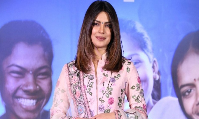 Priyanka Chopra's new Marathi production begins
