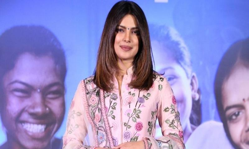 Priyanka Chopra's new Marathi production begins