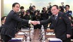 Two Koreas agree to  hold military talks