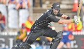 Guptill guides New Zealand to rain-affected win