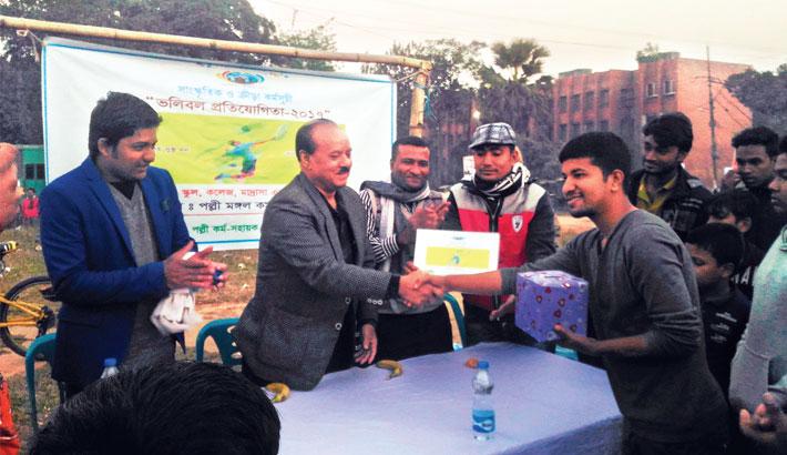 Rangamati Jubo Sangha win V'ball opener