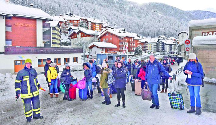 Switzerland's most popular ski stations