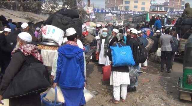 Biswa Ijtema begins Friday after 2-day hiccup