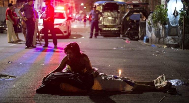 Five killed as Philippine police resume drug war